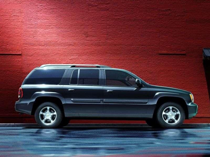 Chevrolet TrailBlazer 1st generation EXT SUV 5 bit. 4.2 AT (2003–2005)