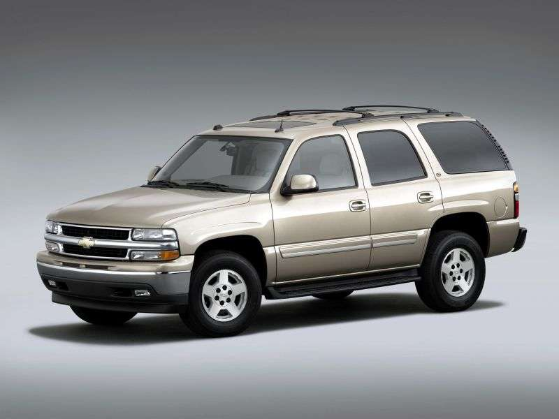 Chevrolet Tahoe GMT800 SUV 5.3 AT 4WD (1999–2004)