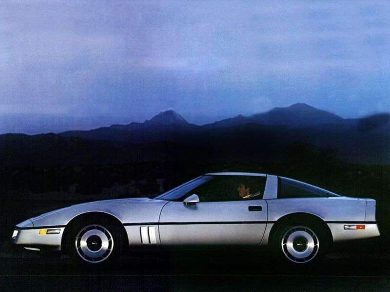 Chevrolet Corvette C4 Starga 5.7 AT (1985–1986)