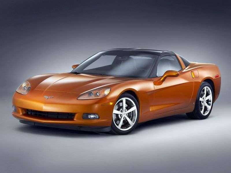 Chevrolet Corvette C6 [restyling] Targa 2 bit 6.2 AT (2008–2012)