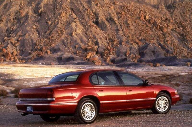 Chrysler NEW Yorker 11th generation sedan 3.5 AT (1994–1996)