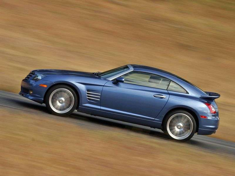 Chrysler Crossfire 1st generation coupe 3.2 MT (2003–2007)