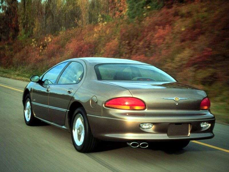 Chrysler LHS 2nd generation sedan 3.5 AT (1999–2001)