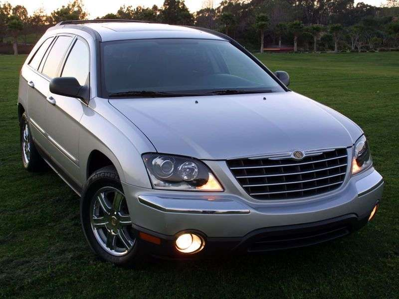 Chrysler Pacifica 1st generation crossover 4.0 AT AWD (2006–2008)