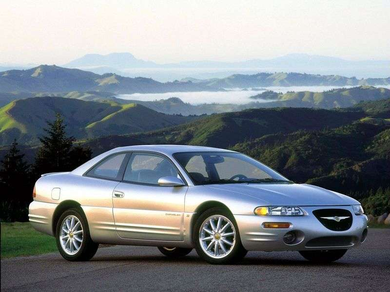 Chrysler Sebring 1st generation coupe 2.0 MT (1995–2000)