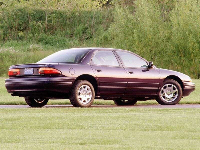 Chrysler Vision 1st generation sedan 3.5 AT (1993–1997)