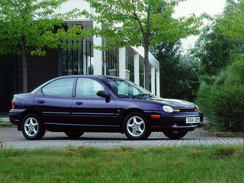 Chrysler Neon 1st generation sedan 2.0 AT (1994–1999)