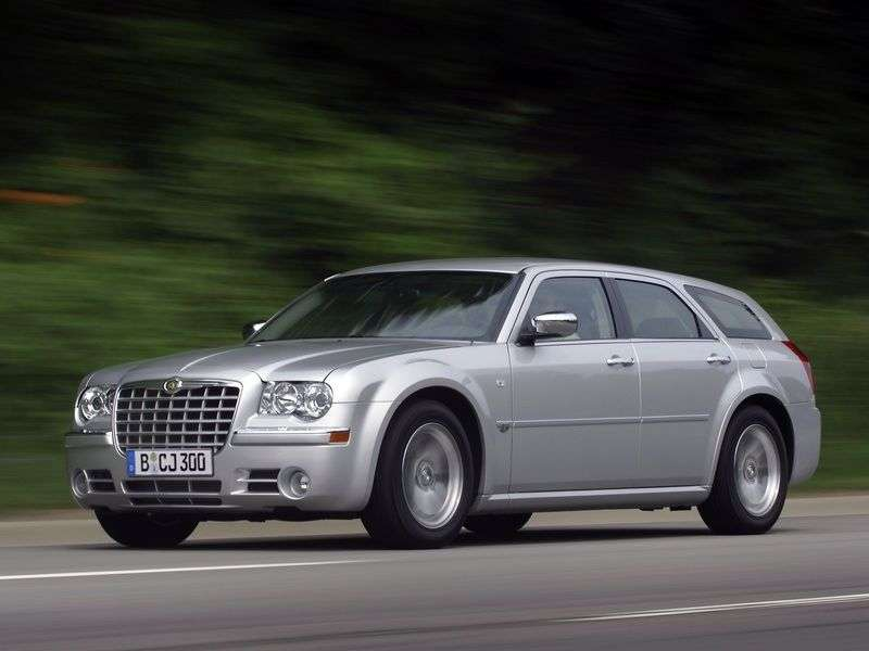 Chrysler 300C 1st generation wagon 3.5 AT (2005–2011)