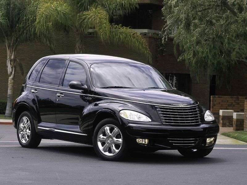 Chrysler PT Cruiser 1st generation 2.4 hatchback AT (2000–2006)