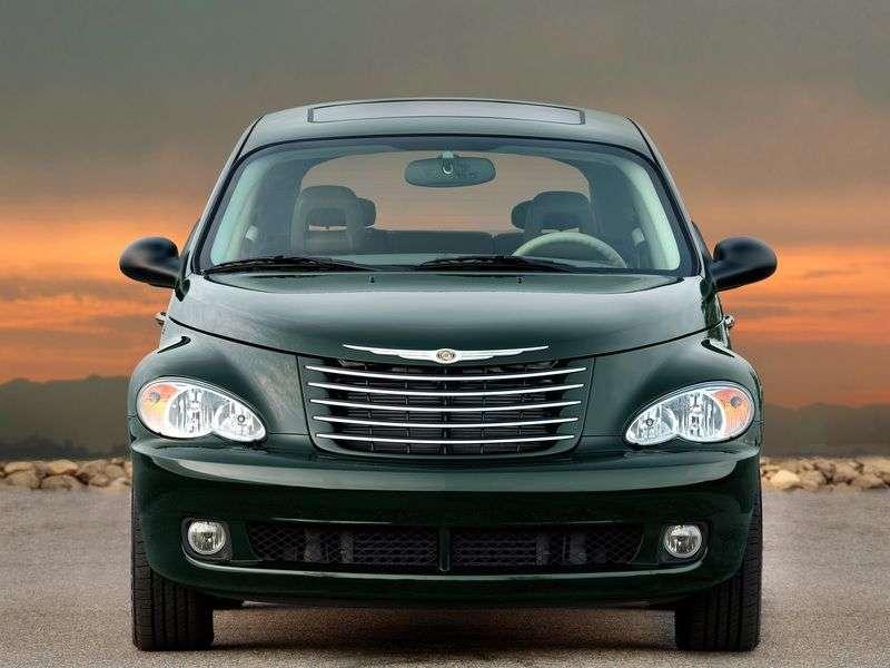 Chrysler PT Cruiser 2nd generation hatchback 1.6 MT (2006–2010)