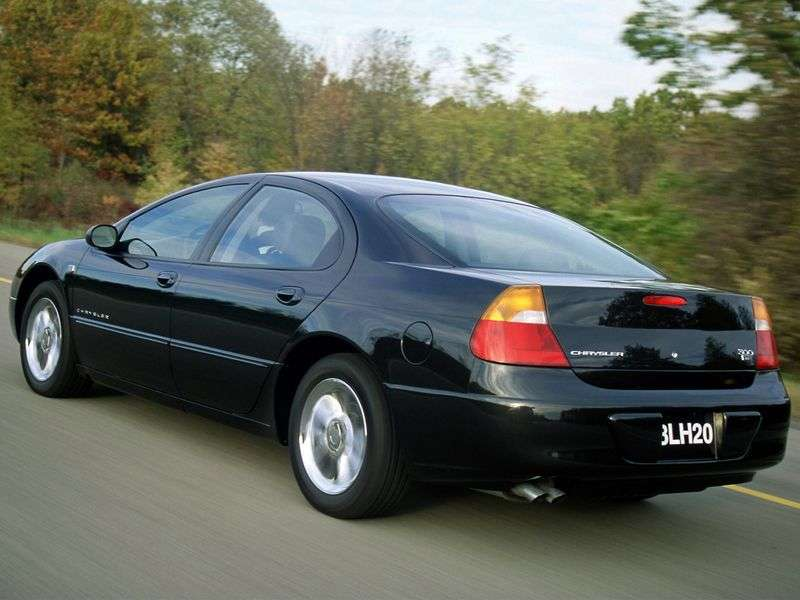 Chrysler 300M 1st generation 2.7 AT sedan (1999–2004)