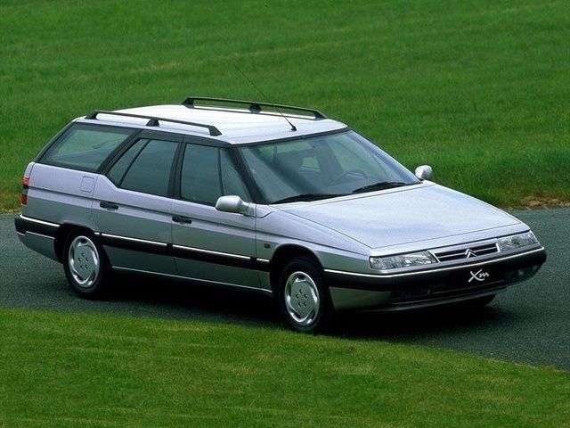 Citroen XM Y4Break Universal 2.0 Turbo MT (1994 – n.)