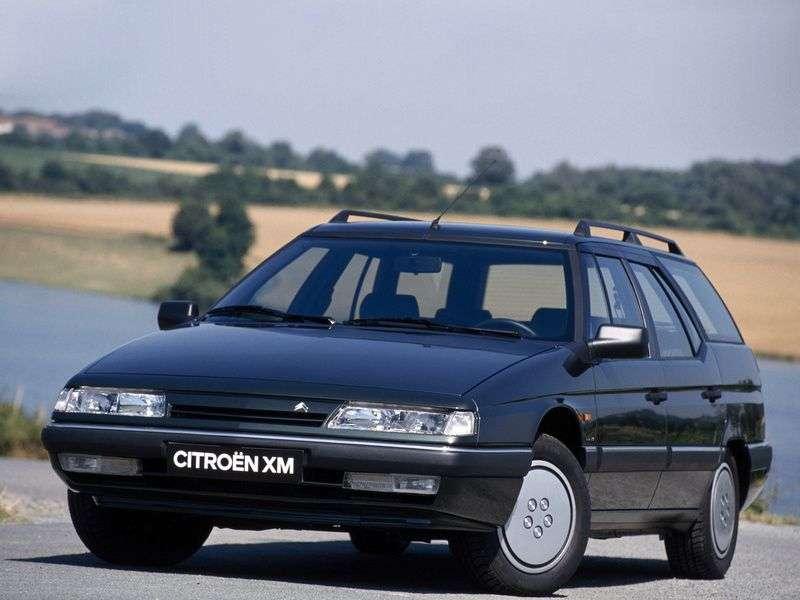 Citroen XM Y3Break Wagon 2.1 D MT (1989–1994)