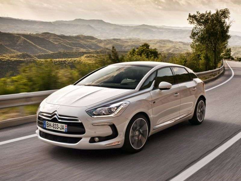 Citroen DS5 1st generation hatchback 1.6 AT THP Sport Chic (2012) (2012 – n.)