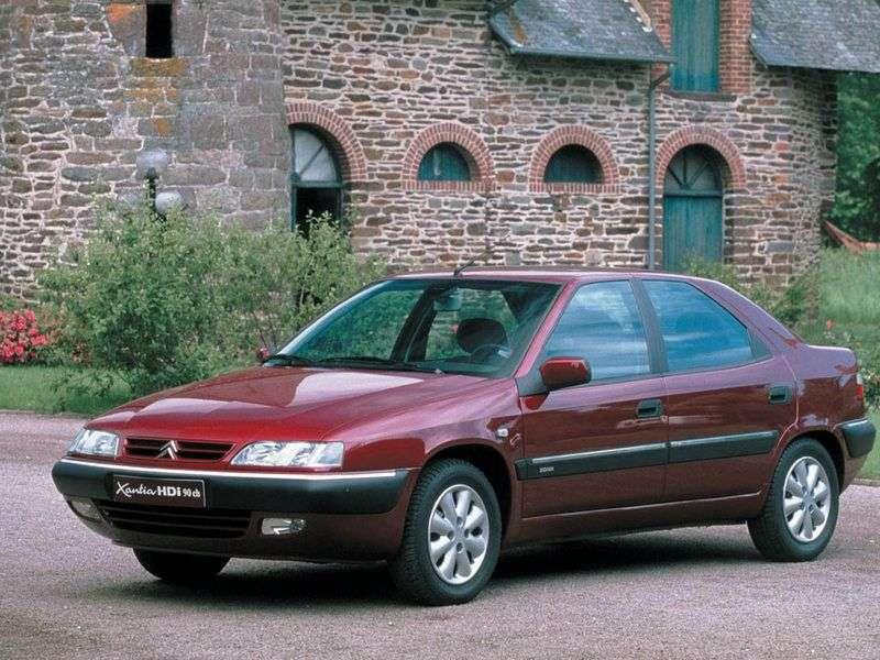 Citroen Xantia X2hatchback 3.0 MT (1998–2001)