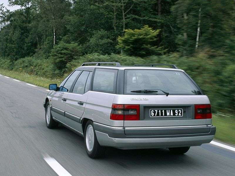 Citroen XM Y3Break Wagon 2.1 TD MT (1991–1994)