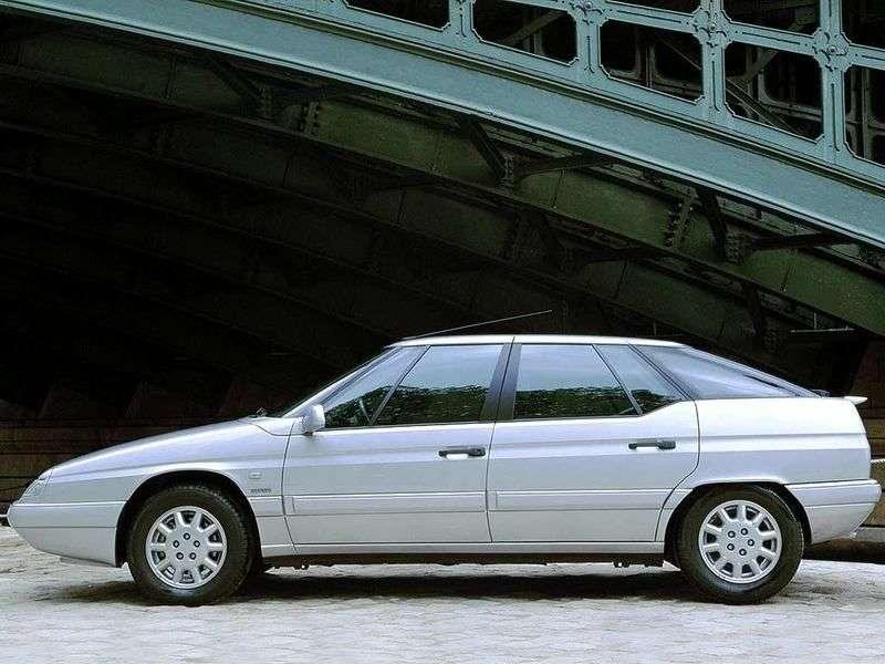 Citroen XM Y4etchback 2.5 TD MT (1994 – present)