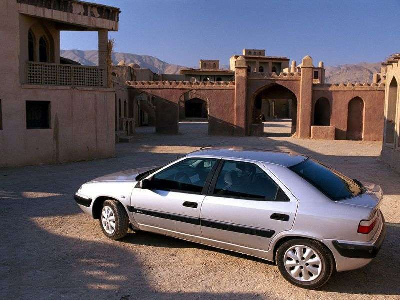 Citroen Xantia X2hatchback 2.0 AT (1998–2001)