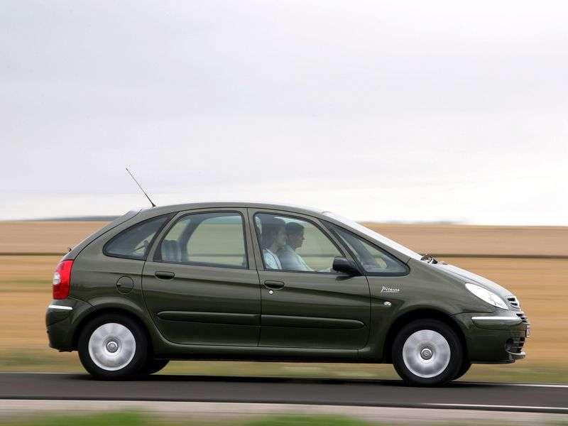 Citroen Xsara Picasso 2nd generation minivan 2.0 AT (2000–2009)