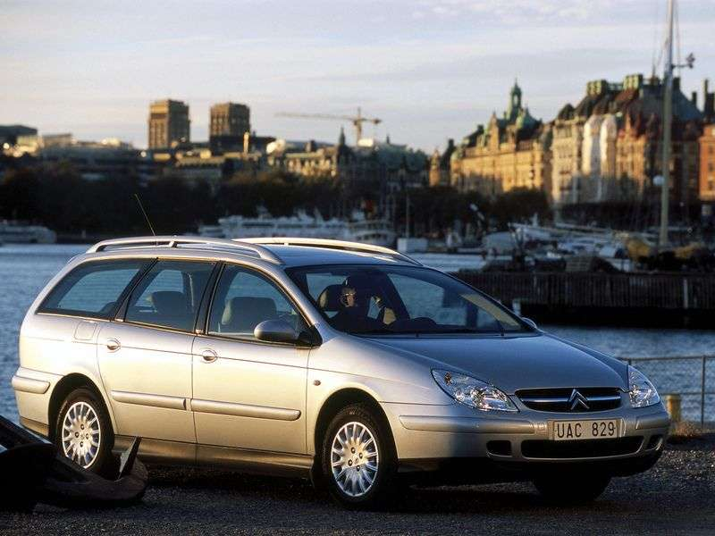 Citroen C5 1.generacja Break Estate 2.0 AT (2001 2004)