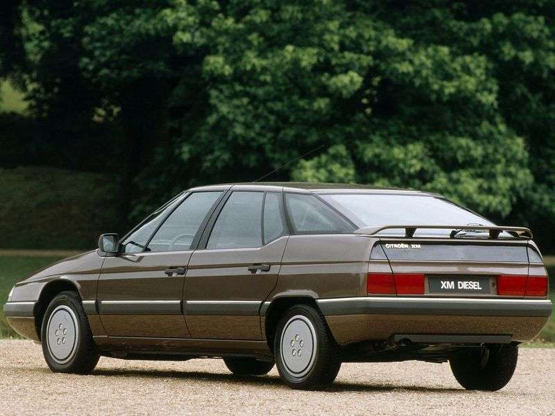 Citroen XM Y3hatchback 3.0 MT (1990–1994)