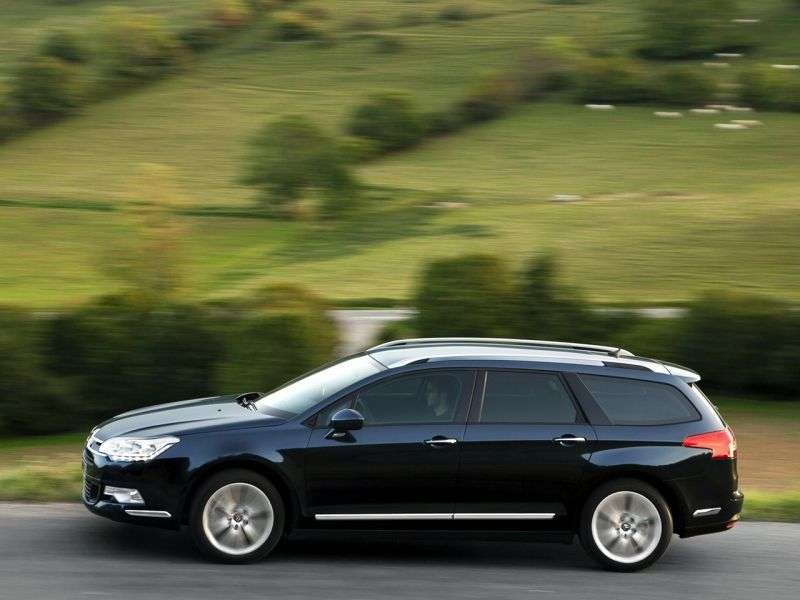 Citroen C5 2nd generation wagon 1.6 THP MT Confort (2012) (2008 – n.)