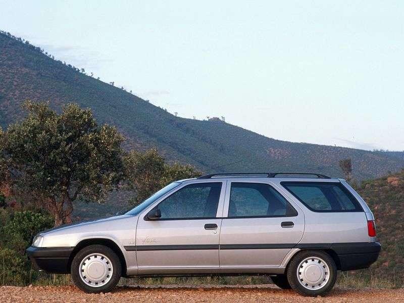 Citroen ZX 1st generation wagon 1.9 TD MT (1993–1997)