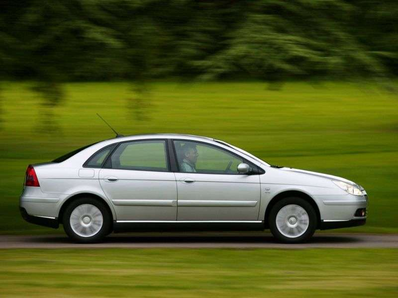 Citroen C5 1st generation [restyled] hatchback 2.0 HDI MT (2004–2008)