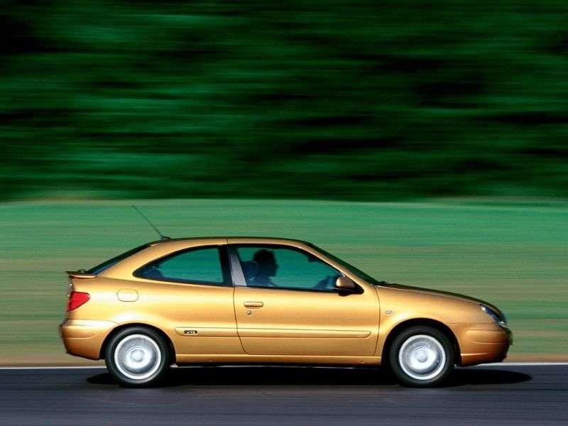 Citroen Xsara 2.generacji coupe 2.0 HDi MT (1998 2004)