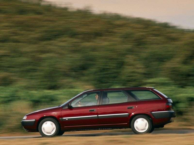 Citroen Xantia X1Break wagon 2.0 AT (1995–1998)