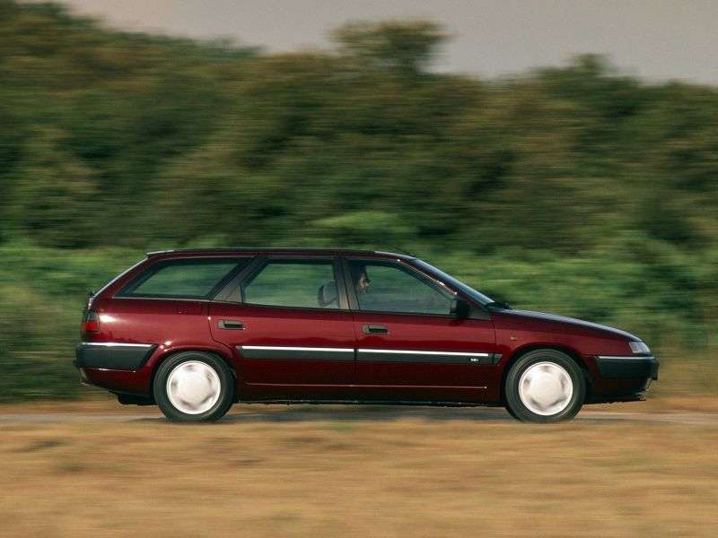 Citroen Xantia X1Break wagon 1.9 MT (1995–1998)