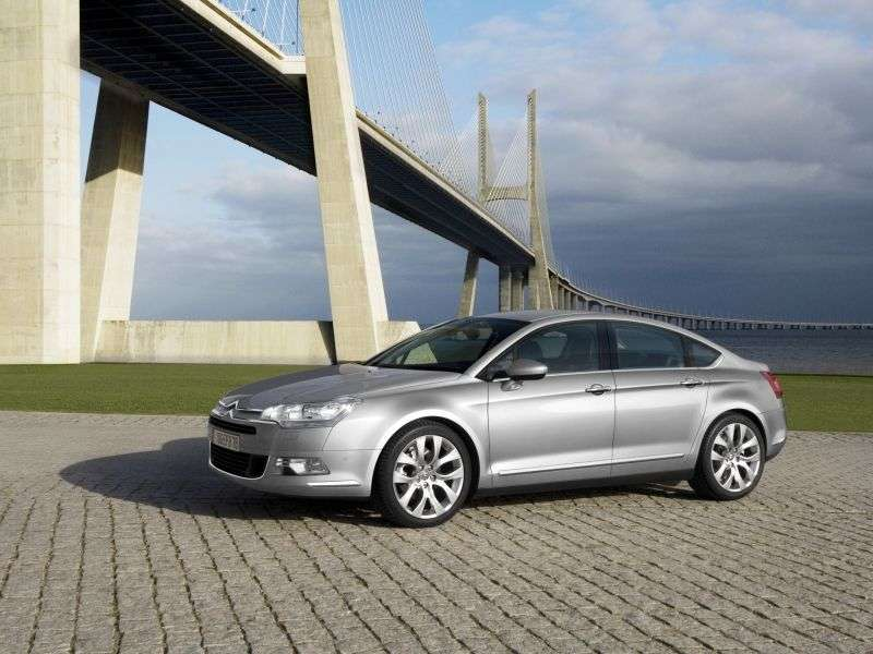 Citroen C5 2nd generation sedan 1.6 THP AT Confort (2012) (2008 – n.)