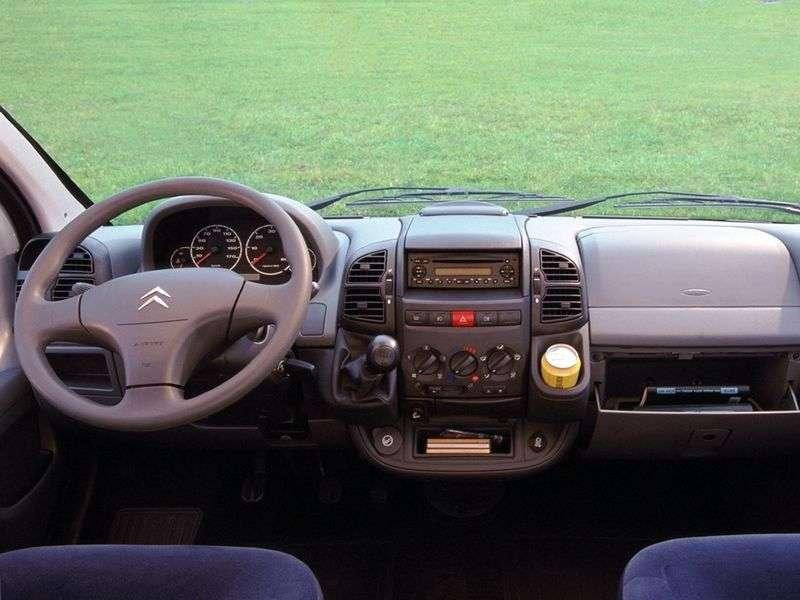 Citroen Jumper 1st generation Minibus 33MH 2.2 D MT (2002–2006)