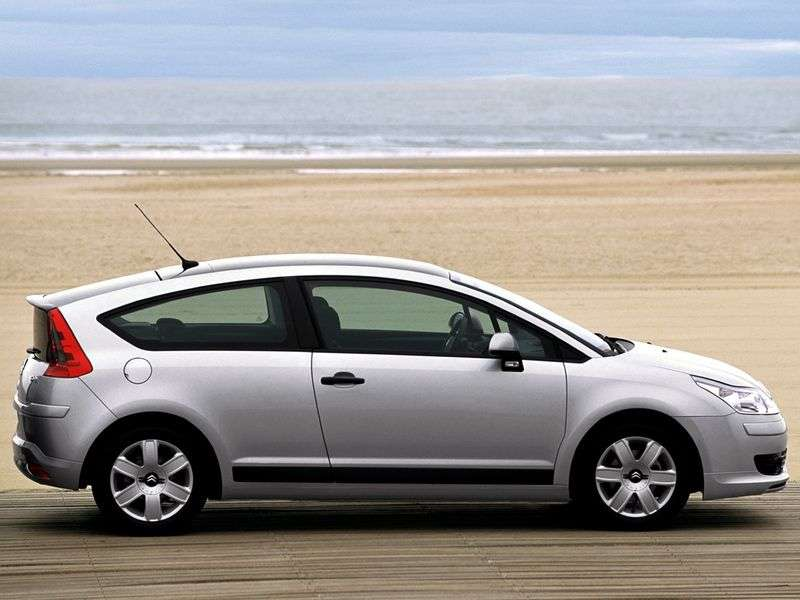 Citroen C4 1st generation hatchback 3 dv. 1.6 THP MT (2004–2010)