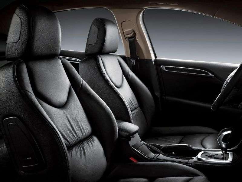 Citroen C4 2nd generation 4 door sedan. 1.6 VTi AT Tendance (2013 – present)