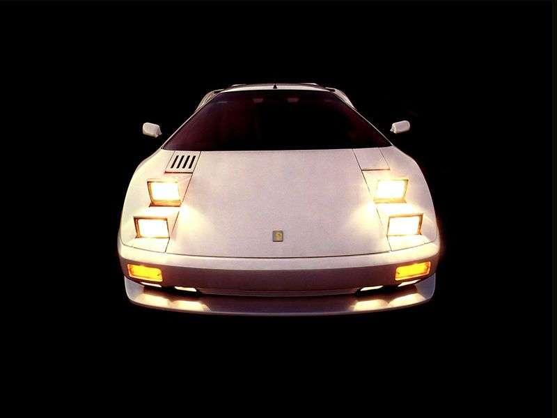 Cizeta V16t 1.generacja Moroder coupe 6.0 MT (1989 1993)