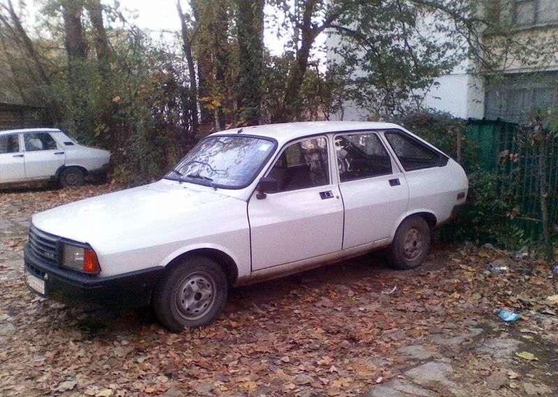 Dacia 1325 Liberta 1st generation 1.4 MT hatchback (1991–1993)