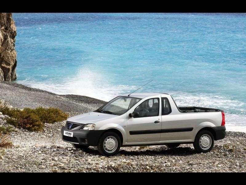 Dacia Logan pickup 1.generacji 1.5 D MT (2007 obecnie)
