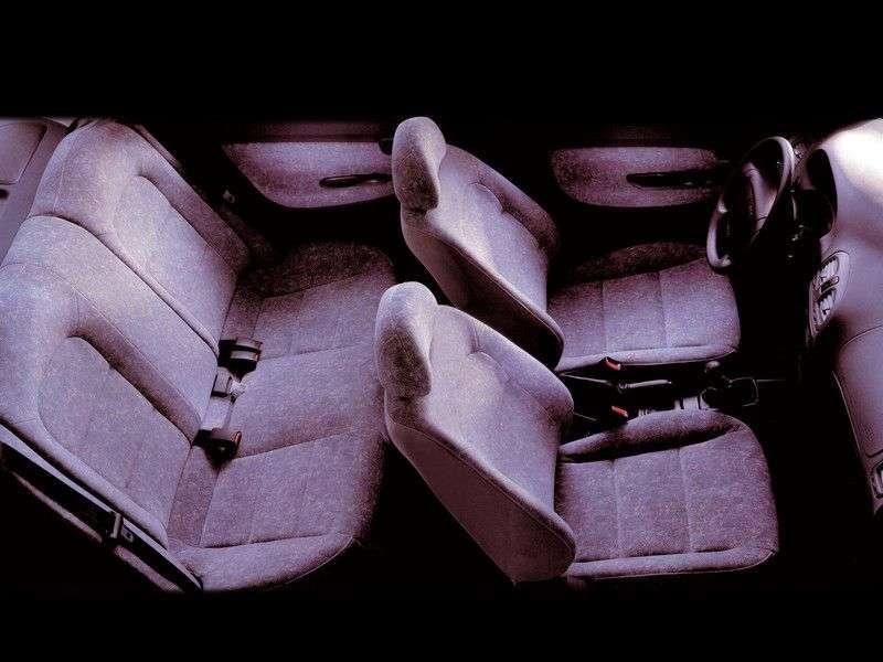 Daewoo Nubira KLAJhatchback 1.6 MT (1997–2001)