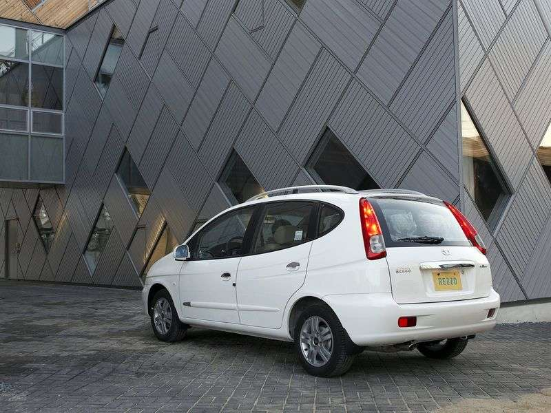Daewoo Rezzo KLAU Minivan 2.0 AT (2001–2008)