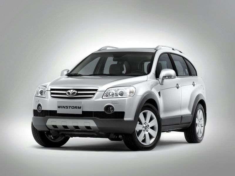 Daewoo Winstorm 1st generation 2.4 AMT AWD crossover (2007–2010)
