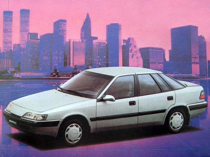 Daewoo Espero KLEJsedan 2.0 MT (1990–1999)
