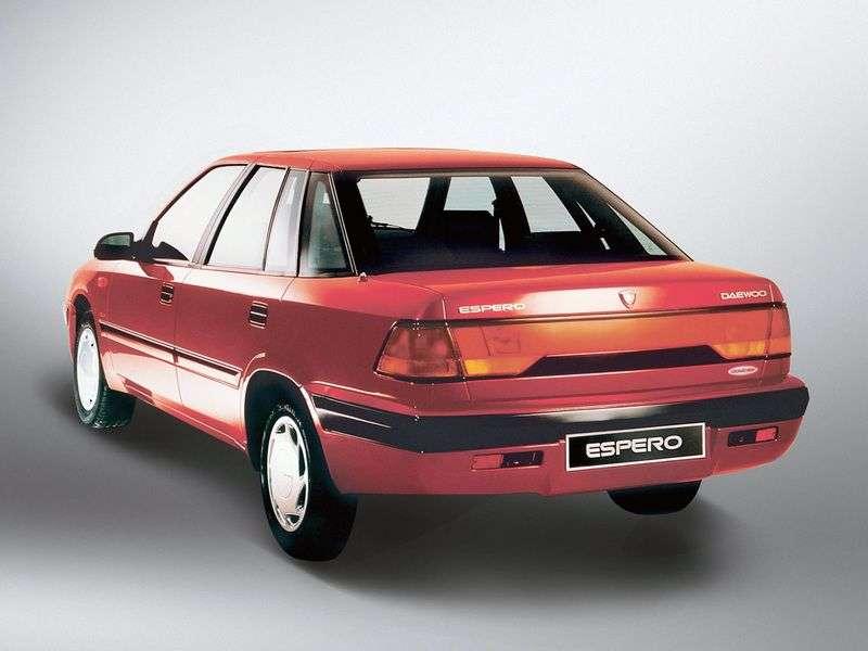 Daewoo Espero KLEJ sedan 2.0 MT (1990 1999)