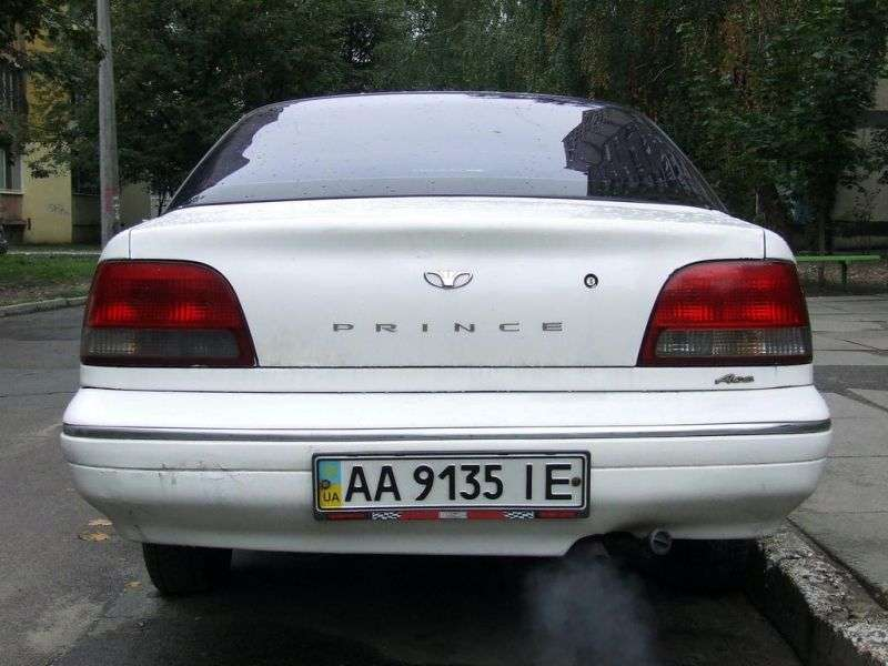Daewoo Prince 1st generation 2.0 MT sedan (1993–1999)