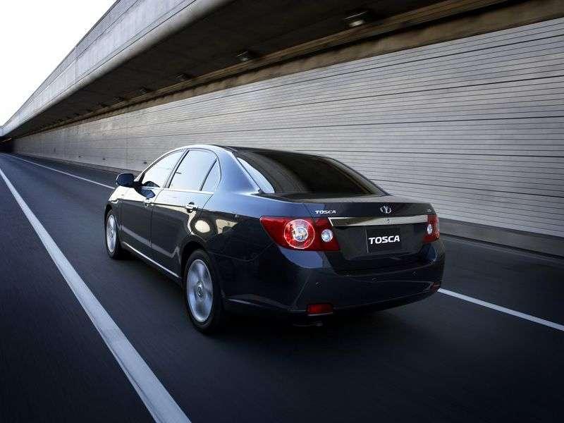 Daewoo Tosca 1st generation 2.0 MT sedan (2006 – n. In.)