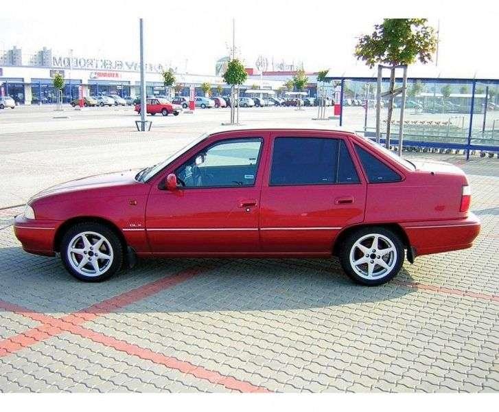 Daewoo Nexia 1st generation 4 door sedan. 1.5 MT (2002–2008)