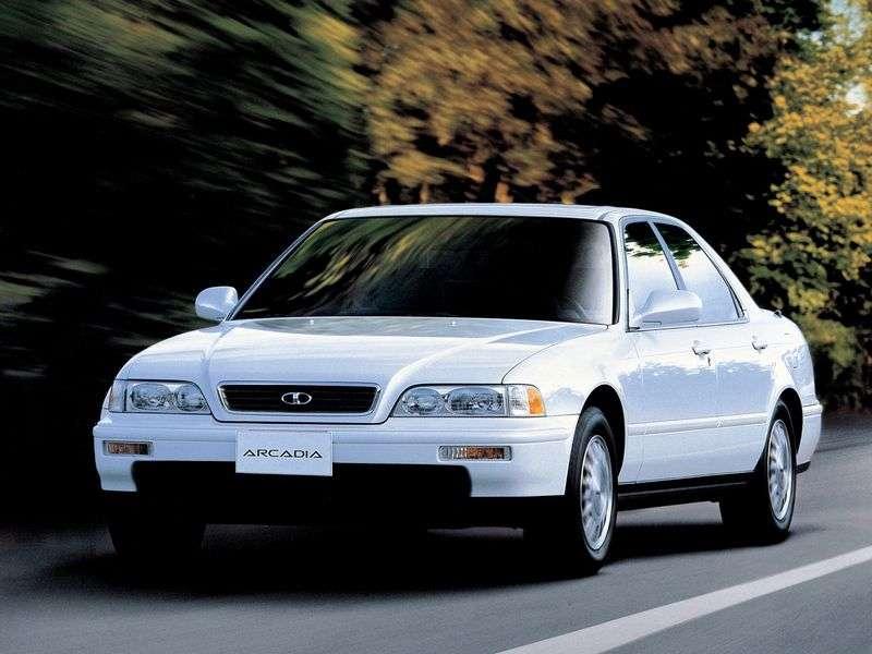 Daewoo Arcadia 1st generation sedan 3.2 AT (1994–2000)