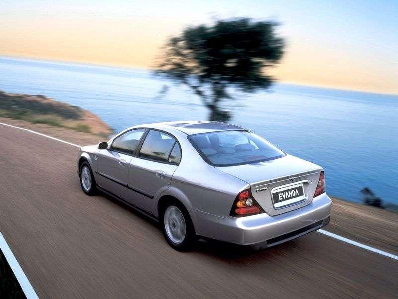 Daewoo Evanda 1st generation sedan 2.0 AT (2003 – n. In.)