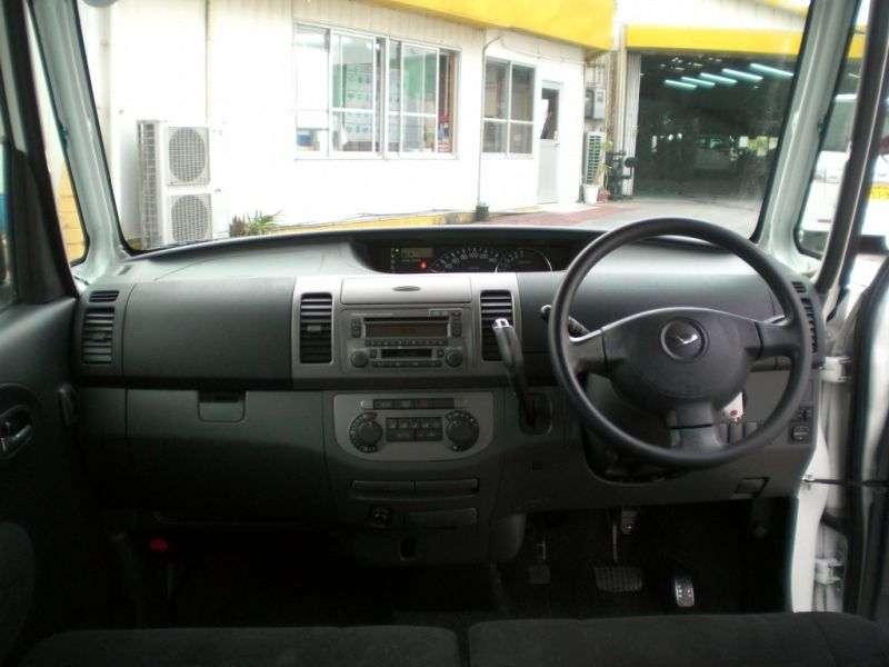Daihatsu Tanto 1st generation Custom hatchback 0.7 AT AWD (2005–2007)