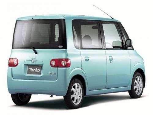 Daihatsu Tanto 1st generation 5 in. Hatchback 0.7 Turbo AT (2003–2007)